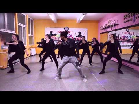 DJ Mike One & Gyptian - Wine Up Choreo by Wyss ZArt