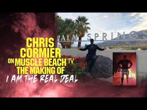 CHRIS CORMIER- THE MAKING OF