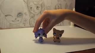 ❤️ ЛПС СОБАЧКА КОМОНДОР ИЗ НОВОЙ КОЛЛЕКЦИИ РАСПАКОВКА игрушки Littlest Pet Shop  LPS pet Komondor
