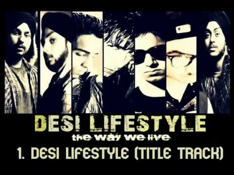 Desi Lifestyle - Title Track (Audio) - D'elusive