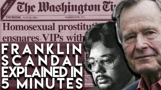 Franklin Cover-up Explained | Conspiracy of Silence | reallygraceful