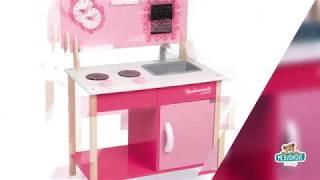 Dětská dřevěná kuchyňka My first Mademoiselle Coo