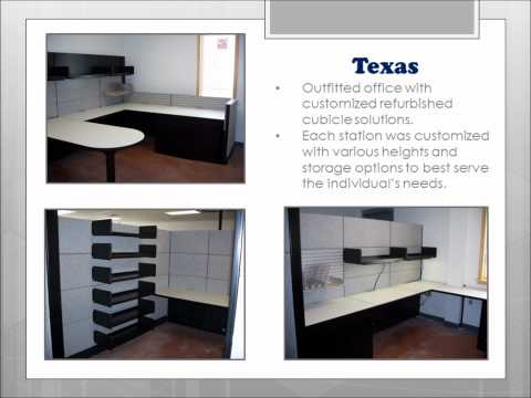 Texas Used Office Furniture