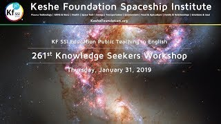 261st Knowledge Seekers Workshop - Jan 31, 2019