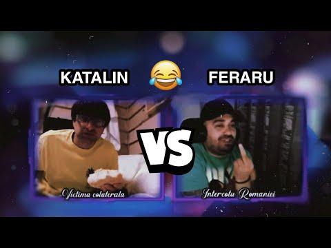 FERARU 🆚 KATALIN TALENT pe OME.TV  