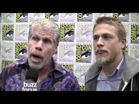 : Ron Perlman and Charlie Hunnam on Sons of Anarchy Season 4