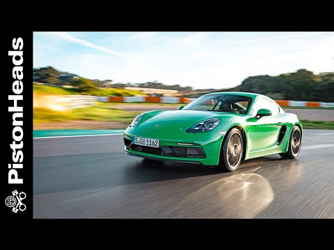 Porsche 718 GTS 4.0 (2020) | Boxster & Cayman Review | PistonHeads