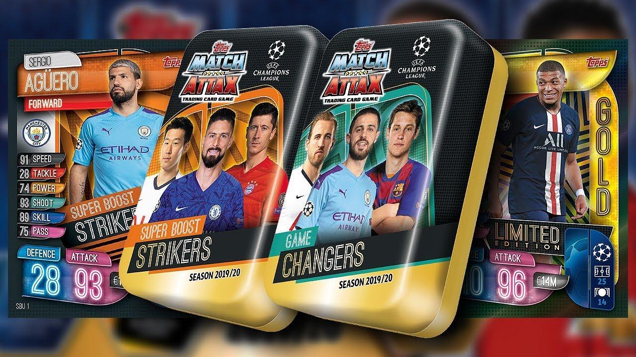 2020 Mega Tin Card List.Football Cartophilic Info Exchange Topps Uefa Champions