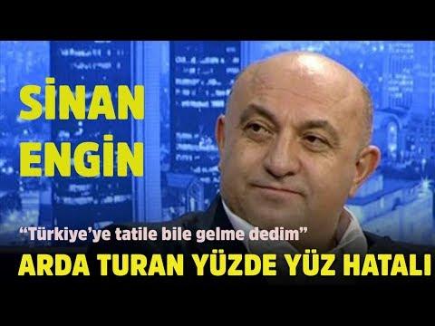"""""""Arda Turan'a Türkiye'ye tatile bile gelme dedim"""""""