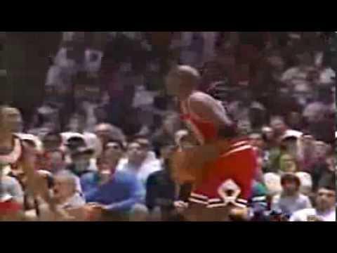 1991-92 Bulls vs. Sixers (4/8)