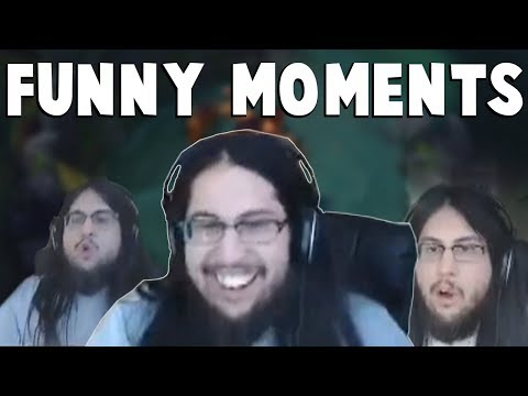 Imaqtpie Funniest Moments 2016-2017