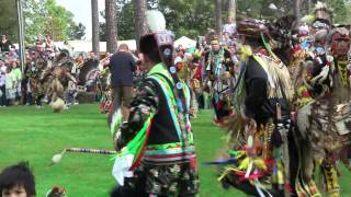 Atmore, AL Poarch Creek Indian Reservation Thanksgiving Pow Wow