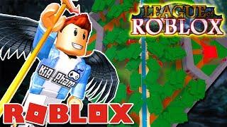 Roblox | KHI LIÊN MINH HUYỀN THOẠI CÓ TRONG ROBLOX - League of ROBLOX | KiA Phạm