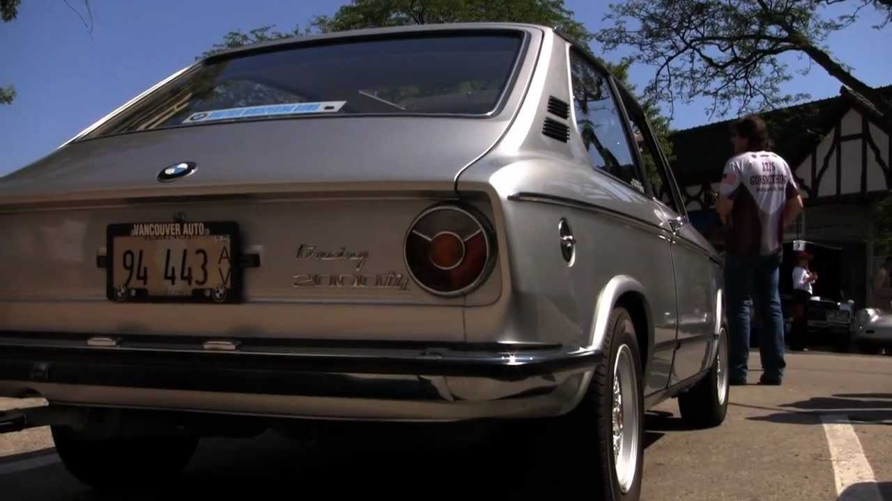 Bmw 2002 Tii For Sale >> BMW 2000tii Touring @ Fuelfed Coffee & Classics June 2011 ...
