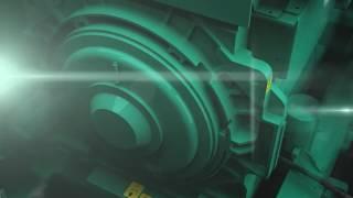 Upgraded Cummins QSK60 Gas Series Generator Sets