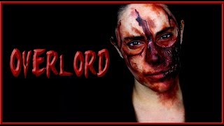Halloween makeup tutorial undead from Overlord | Silvia Quiros