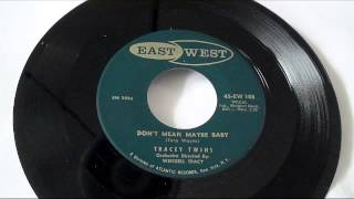 Tracey Twins - Don