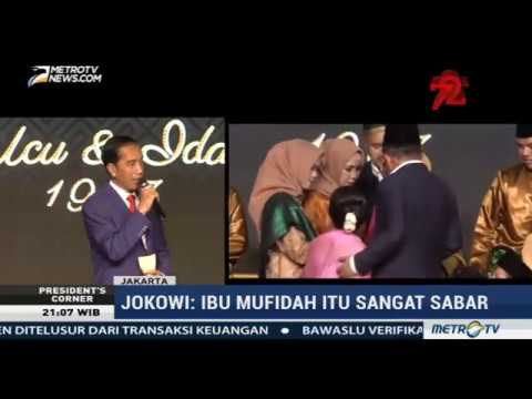 President's Corner - JK di Mata Jokowi