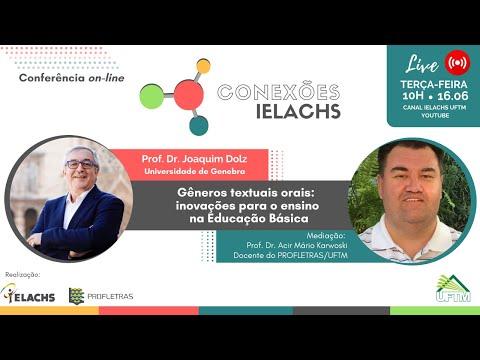 conexões-ielachs-#1-|-gêneros-textuais-orais:-inovações-para-o-ensino-na-educação-básica