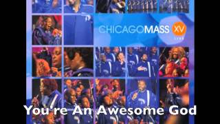 Chicago Mass Choir -- You