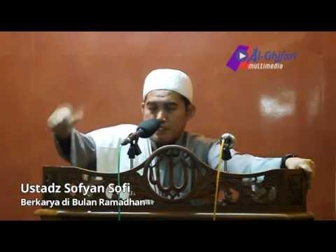 Ceramah Tarawih : Ustadz Sofyan Sofi (13 Ramadhan 1435H)