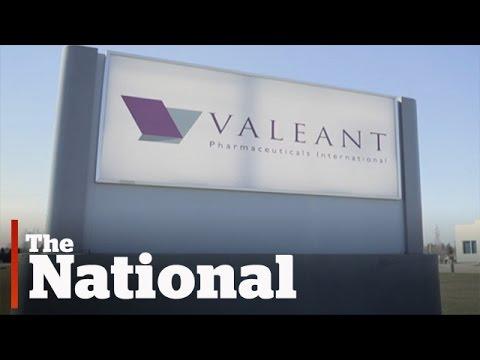 Valeant Pharmaceuticals in crosshairs of U.S. Congress