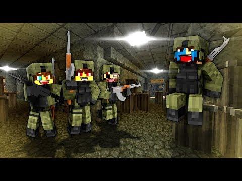 NEW CLAN BASE! - Minecraft Zombie Apocalypse #10 - Decimation Mod
