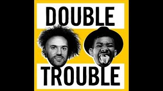 """Double Trouble & Rebel MC – Just Keep Rockin' (12"""" HipHouse Remix) 1989"""
