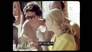 1970s Rio de Janeiro Travelogue, Brazil in HD from 35mm