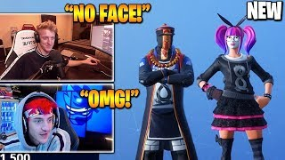 "Streamers React To 'NEW' ""PARADOX - LACE"" SKIN!! (Moments Fortnite BR)"