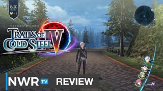 Don't Play Trails of Cold Steel 4 before 3 - Switch Review (Video Game Video Review)
