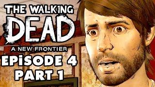 The Walking Dead: A New Frontier - Season 3 Episode 4 Thicker Than Water Gameplay Walkthrough Part 1