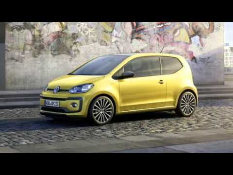 2017 Volkswagen Up! Car Classification