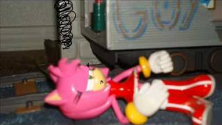 stop motion movie with sonic