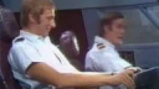 Монти Пайтон - скучающие пилоты (как раздражать людей)