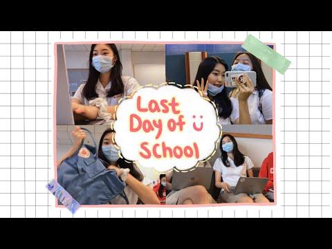 [ENG] Last day of School + VLOG | Korean international student in Hong Kong