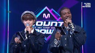 210114 엠카 이대휘 MC컷 (M countdown official MC daehwi)