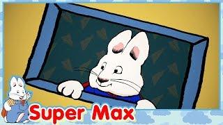 Super Max: Super Max zabiera pociąg | Max i Ruby