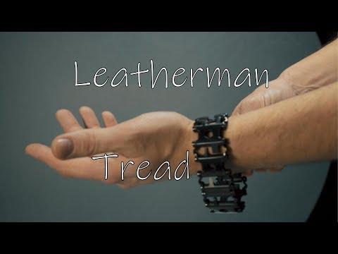 Review: the Leatherman Tread TSA Complaint Wearable Multitool!