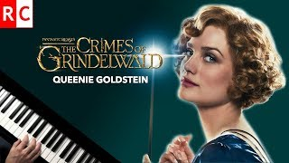 Queenie's Theme (Piano Cover) Fantastic Beasts: Crimes of Grindelwald