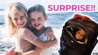 SURPRISING HER BEST FRÏEND IN HAWAII!