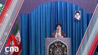 Downing of airliner should not overshadow loss of commander: Iran's supreme leader