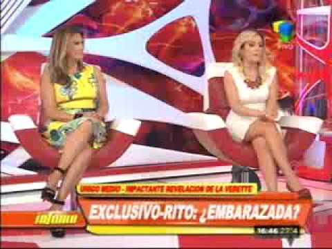María Eugenia Ritó confesó que podría estar embarazada