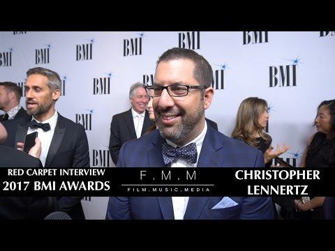 2017 BMI Awards: Christopher Lennertz