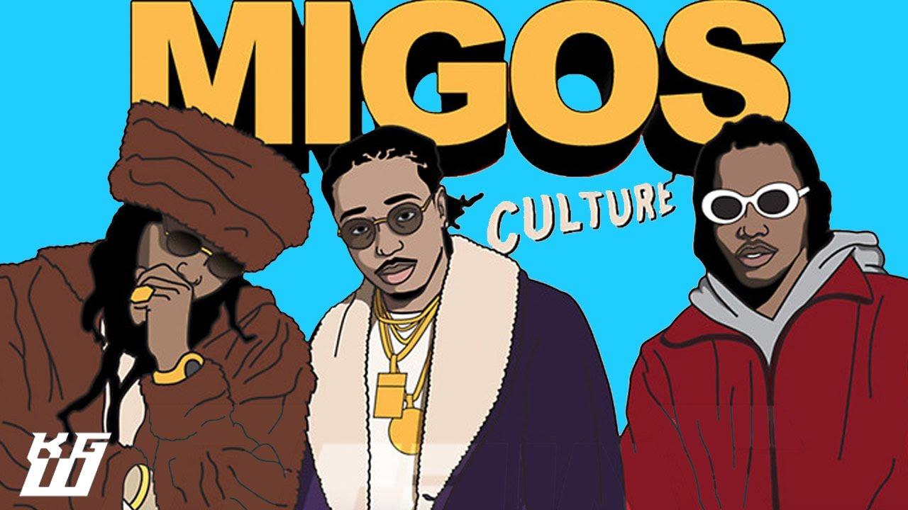 bac93b6b41ba  FREE  Migos x Gucci Mane x Zaytoven Type Beat - Boujee (Prod. by KayGW)