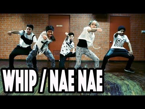The Offical Whip and Nae Nae with audio!!!!!!!!!