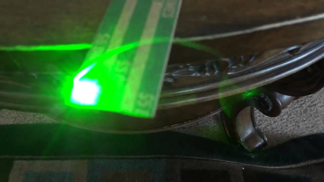 1000mw Green Laser Pointer That Can Burn Youtube