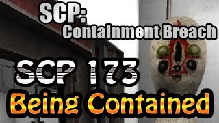 SCP-173 Captured by MTF - SCP Containment Breach v0.7.4