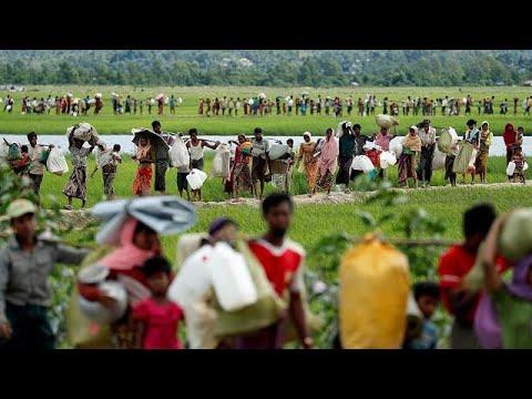 Myanmar announces first Rohingya repatriation
