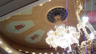 Смотреть видео большой театр (изнутри). москва. антракт. онлайн